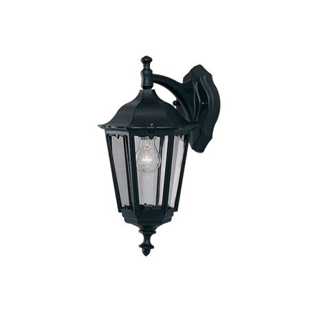 Searchlight 82531bk 1 Light Traditional Outdoor Wall Outdoor Black Light