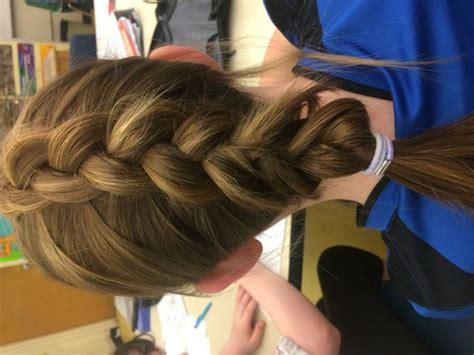ways  braid hair wikihow