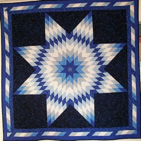Lone Pattern Quilt by Lone Quilt Quilts