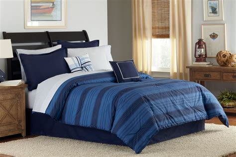 solid blue comforter cannon blue non solid comforter