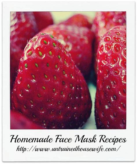 easy diy masks recipes easy mask recipes