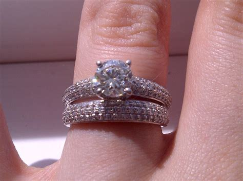 Best Of How to Wear Wedding Band and Engagement Ring