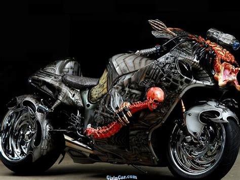 Pel And The Predators suzuki hayabusa predator bike cool tuning