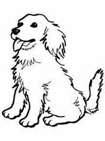 color dogs coloring pages for