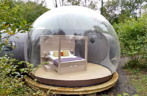 glass dome room holidays with a difference international teaching magazine