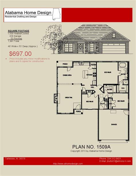 alabama house plans house plans under 2 000 sq ft alabama home design