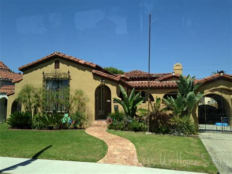 spanish colonial revival architecture la s spanish colonial revival homes whats ur home story