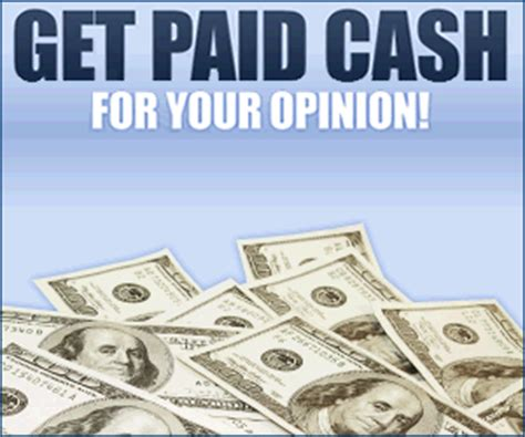 Get Money For Surveys Free - get money by survey free paid survey 4 u