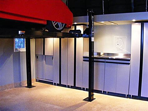 Garage Floor Car Lift by Car Enthusiasts Auto Lifts Shafts Nuvo Garage