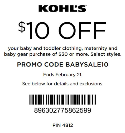 Jcpenney Coupon Giveaway October 2017 - kohls 10 off coupon barcode 2017 2018 best cars reviews