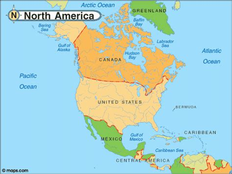 map of united states and surrounding oceans l 228 nder namen st 228 dte