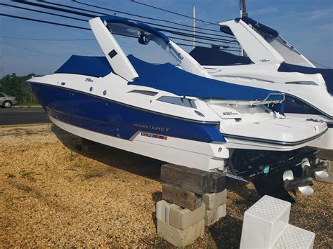 monterey boats old saybrook monterey 298 ss boats for sale boats