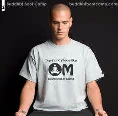 buddhist boot c quot sit happens quot t shirts from buddhist boot c buddhist