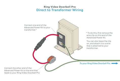 ring doorbell wiring diagram ring doorbell power kit