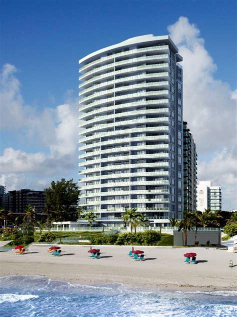 Miami Condo Floor Plans by Apogee Beach Hollywood Florida