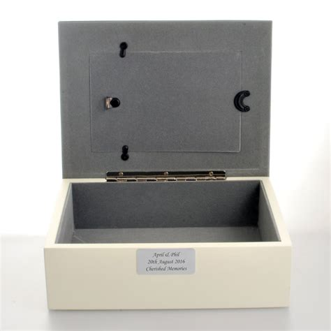 infinity box personalised infinity keepsake box