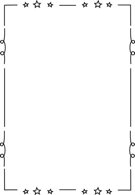 clipart borders free printable clip borders for teachers loopy