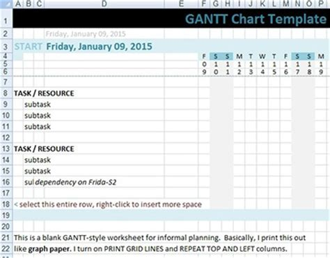 Professional Gantt Chart Template On Behance Gantt Chart Template Pro Free