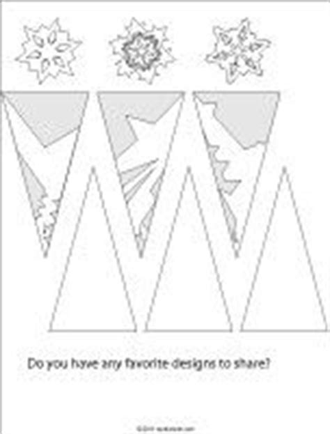 printable snowflake paper patterns 1000 images about paper snowflake patterns on pinterest