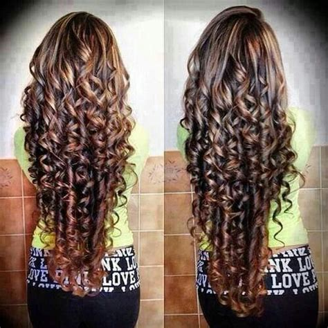 long ringlet hairstyles long spiral curls hair hairstyles pinterest