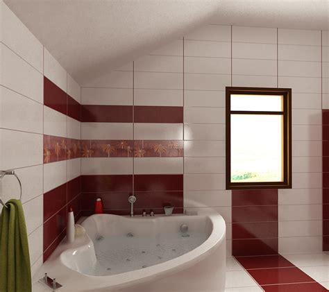 badezimmer wd bilder 3d interieur badezimmer rot wei 223 baie ral arnisal 9