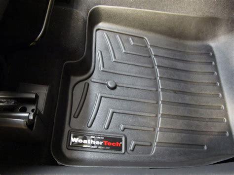 floor mats for 2012 jeep patriot weathertech wt440861