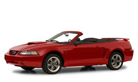 2001 mustang cobra specs 2001 ford mustang cobra 2dr convertible specs