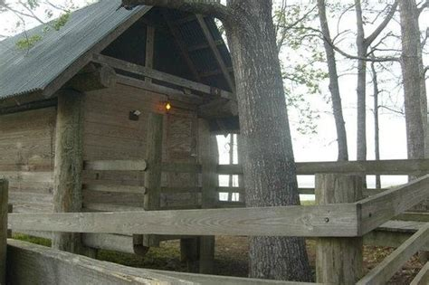 screened shelter front view at lake livingston sp
