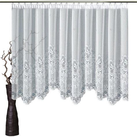 gardinen schals richtig aufhangen gardine 187 171 vhg kr 228 uselband 1 st 252 ck gezackt