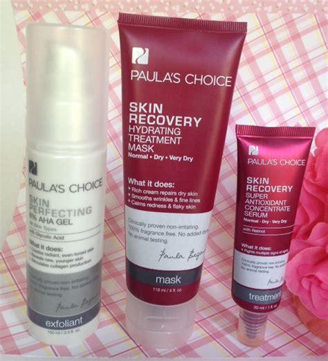 Paulas Choice Skin Recovery Antioxidant Serum With Retinol my new skincare regimen with paula s choice never say