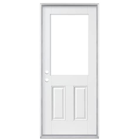 Masonite Interior Doors Canada Masonite 34 In X 6 9 16 In Smooth Fiberglass Cutout Right Door Home Depot Canada Ottawa