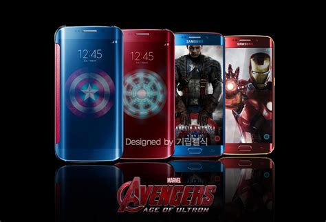 theme samsung s6 edge iron man samsung could offer galaxy s6 edge in limited edition