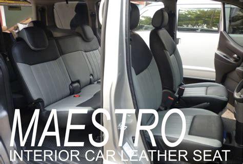 Sarung Jok Mobil Evalia Sarung Jok Mobil Paten Nissan Evalia Modifikasi Interior