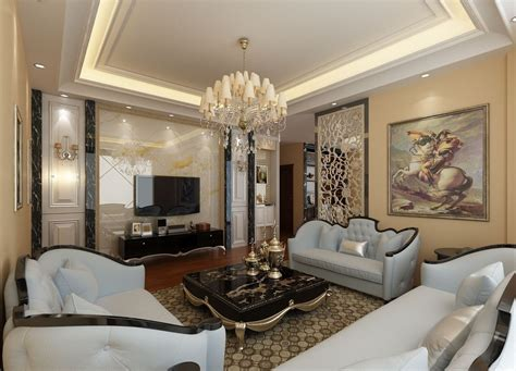 living decoration hollow wall decor for villa living room download 3d house