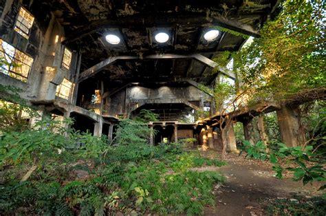 deserted places deserted places the abandoned imari kawanami shipyard