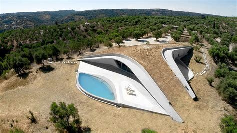Home Design Roof Plans underground house inhabitat green design innovation