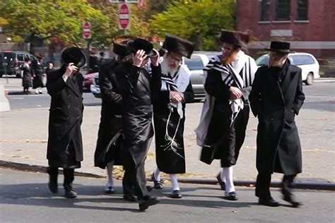 everything you wanted to about hasidic jews clothing