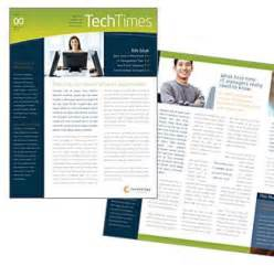 newsletter templates indesign free