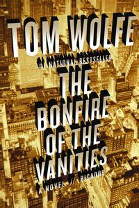 Bonfire Of The Vanities Book Review by The Leonard Lopate Show November S Book The Bonfire Of