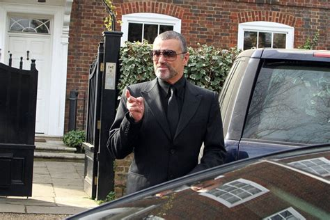 george michael home george michael leaves home 2 zimbio