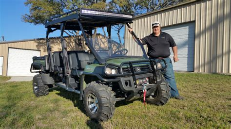 deere gator light bar customer gallery