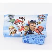 Toddler Bed Sheets Toys R Us Paw Patrol Toddler Bed Sheet And Pillowcase Set Nemcor