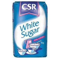 csr white sugar kg bag skout office supplies