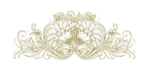 Birthday Decoration Images At Home by Vector Gold Blooming Flower Background Golden Flowers On