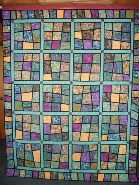 Magic Tiles Quilt Pattern by Magic Tiles