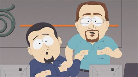 South Park Cable Company Meme - bummed out by the cable company video clips south park studios netherlands