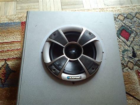 Speaker Woofer Acr C630wh 60w 6 subwoofer aktywny zrobiony z tego co łem i tanim kosztem