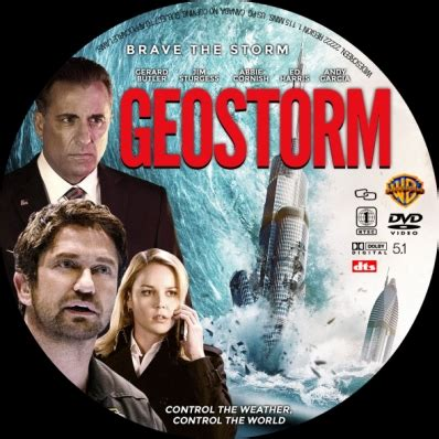 geostorm dvd covers & labels by covercity