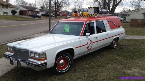 how does cars work 1996 buick hearse electronic valve timing 1982 cadillac hearse ghostbusters ecto 1 replica car hearse for sale