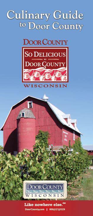 Door County Wine Tours by A Well Door County Wisconsin And Restaurant On